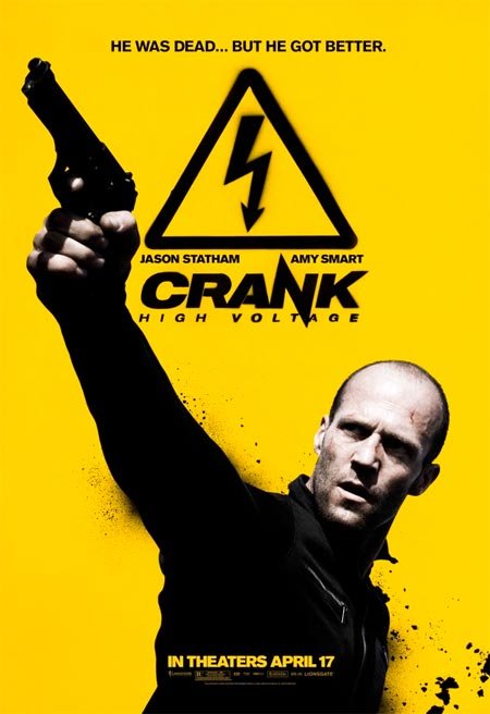 Starring Jason Statham and Amy Smart and directed by Brian Taylor and Mark ...